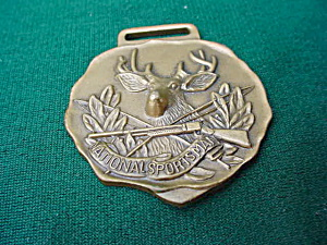 National Sportsman Watch Fob (Image1)