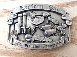 Eastern Gas Compression Roundtable Buckle (Image1)