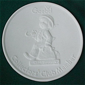 Goebel Collectors' Club Member Medallion (Image1)