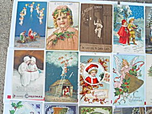 Lg. Lot of Early Christmas Postcards Germany  (Image1)
