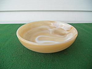 """HTF Imperial Caramel Slag 6"""" Salad Bowl (Image1)"""