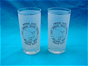 (2) 1st Annual Imperial  Festival Tumblers (Image1)