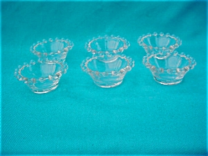 (6) Imperial Candlewick 2 3/4 Dips/Ash Trays (Image1)