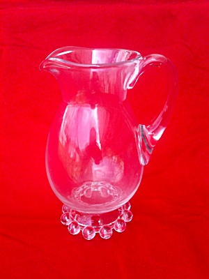 Imperial Candlewick 16 oz. Liliputian Pitcher (Image1)