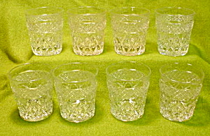 8 Imperial Cape Cod Old Fashion Tumblers (Image1)