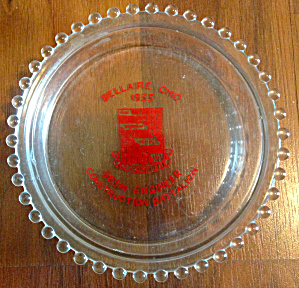 Imperial Candlewich Ashtray 983rd Battalion (Image1)