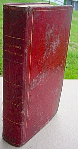 History Destruction Jerusalem 1833 Book