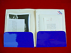 1972 Abc News President Convention Press Kit