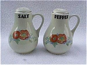 Pr. of Large Hall Salt & Pepper Shakers (Image1)