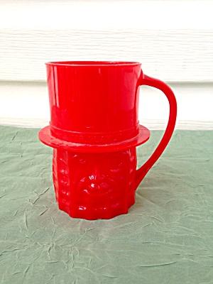 Mr. Peanut Plastic Handled Mug (Image1)