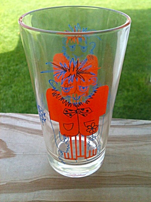Friendly Freddy Fright Promo Glass (Image1)