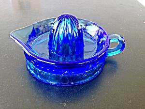 100th Anniversary Cobalt Blue Sunkist Reamer (Image1)
