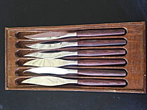 Mode Danish 6 Pc. Steak Knife Set