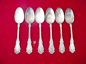 6 International Roger Bros Spoons Berkshire (Image1)