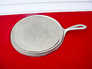 Griswold Erie No. 8 Chrome Finish Griddle (Image1)