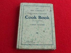 1921 Mrs. Harding's 20th Century Cook Book (Image1)
