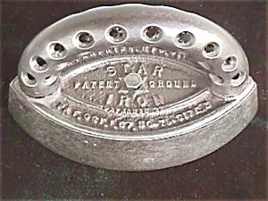 Star Iron Enterprise Mfg Co Pat Jan 16 1877 (Image1)