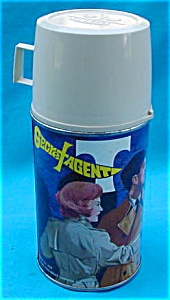 Nice, 1968 King-Seely Secret Agent T Thermos (Image1)