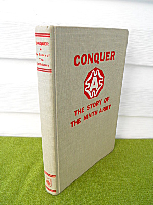Conquer Story of the 9th Army WWII  (Image1)