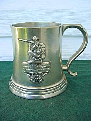 Reed & Barton 1916 U.S. Army Presentation Mug (Image1)