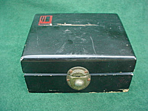 Voland Scale Weight Set w/Wood Case (Image1)