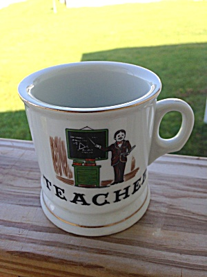 Teacher Occupational Shaving Mug