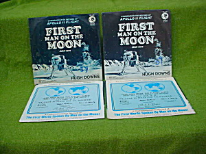 Apollo 11 Flight 1969 Commemorative Records (Image1)
