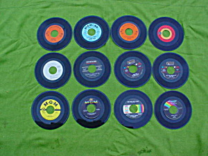 Country/Blue Grass 45 Record Collection (Image1)
