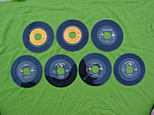 Elvis Presley 45 Record Collection (Image1)