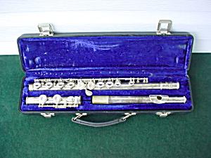 Selmer Bundy II Flute w/Case (Image1)