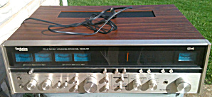 Technics SA 800X Stereo Receiver (Image1)