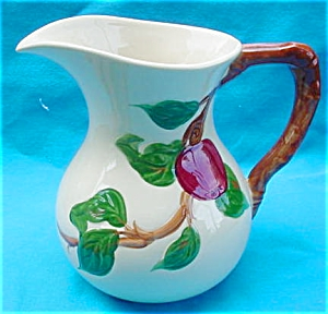 Franciscan Apple Milk Pitcher (Image1)