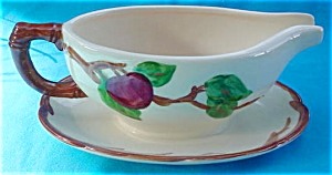 Franciscan Apple Gravy Boat (Image1)