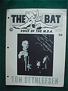 Lloyd E. Jones The Bat 1949 Magic Magazines (Image1)