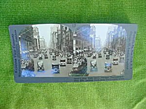 New York Stereoview 5th looking N. from 38th (Image1)