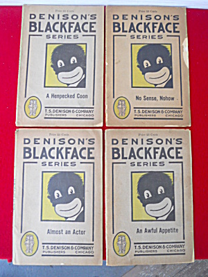 Dennison Blackface Series Play Books African (Image1)
