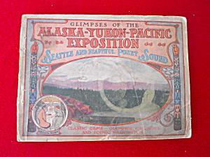 Glimpses Alaska Yukon Pacific Exposition 1909 (Image1)