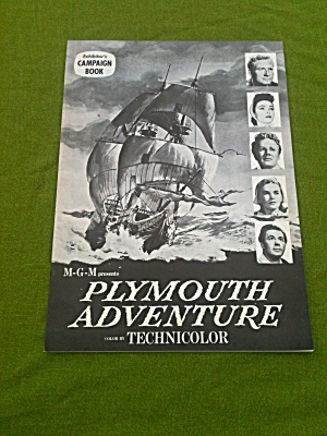 Plymouth Adventure Spencer Tracy Gene Tierney (Image1)