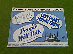 People Will Talk Cary Grant Jeanne Crain (Image1)