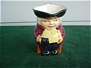 "Staffordshire 4"" Toby Mug (Image1)"