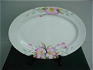 "Lg. Noritake Azalea 14"" Platter (Image1)"