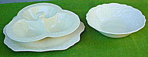 3 Pcs. of Adams Antique Steubenville (Image1)