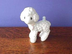 Precious Moments Figurine Lamb