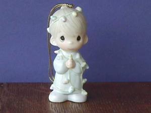 Precious Moment Ornament Xmas Be Delightful (Image1)