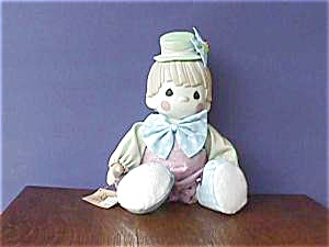 Precious Moments Doll Boy Clown (Image1)