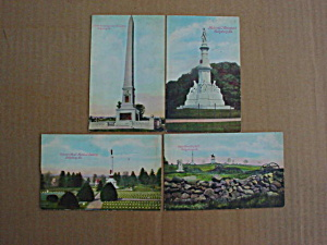 Gettysburg, Pa Postcard Collection