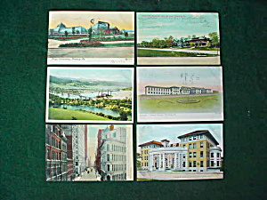 Pittsburgh, Pa Postcard Collection (Image1)