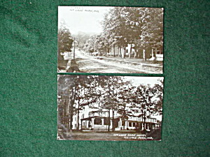 Pr. Of Real Photo Mt. Lake Park, Md. Postcard