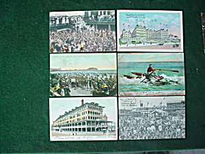 Atlantic City Postcard Collection