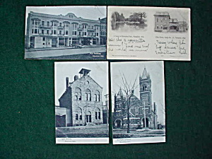 Mansfield, Oh Postcard Collection